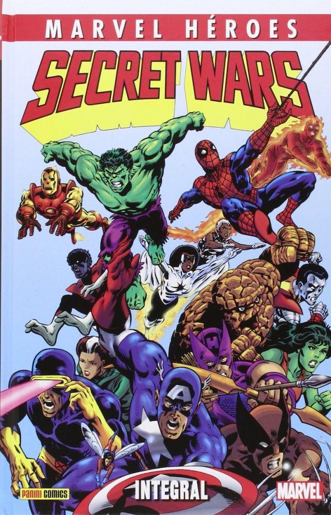 avengers 5 4 secret wars
