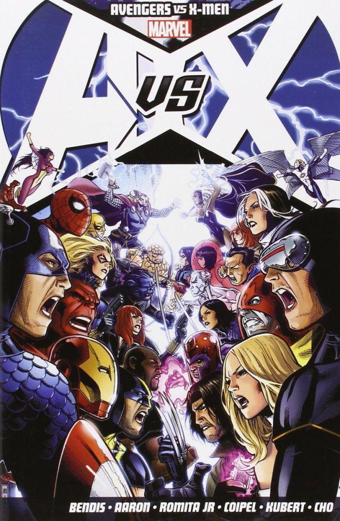 avengers 5 7 avengers vs x-men