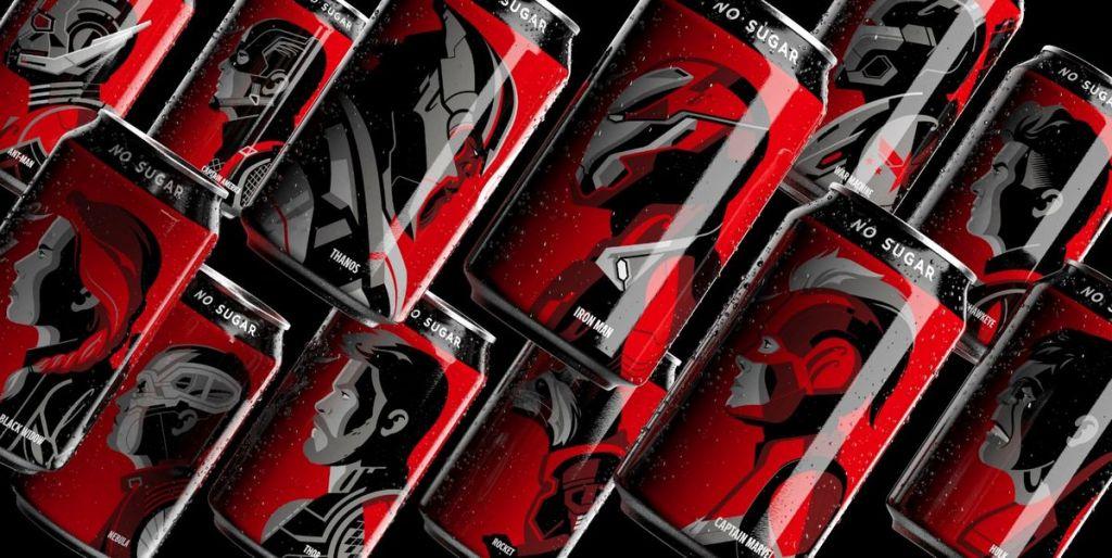 avengers endgame coca cola
