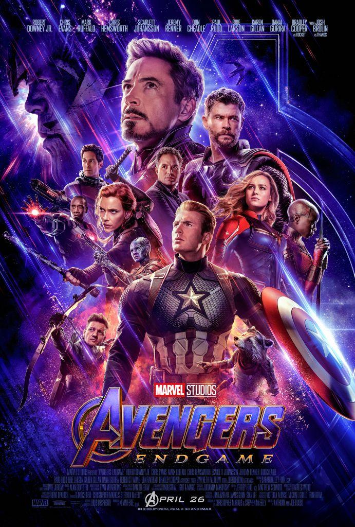 avengers endgame plakat 2019