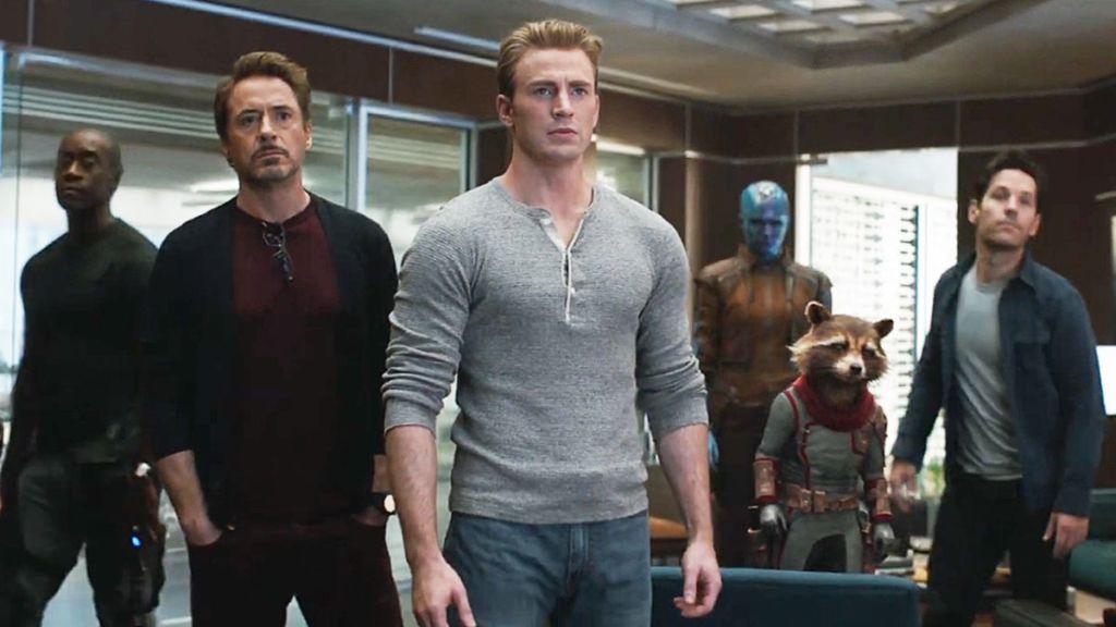 avengers endgame rekord box office