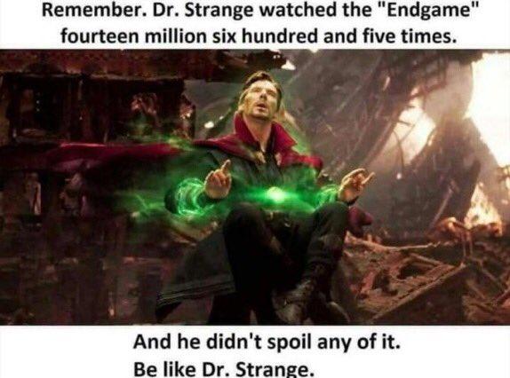 avengers endgame spojlery mem