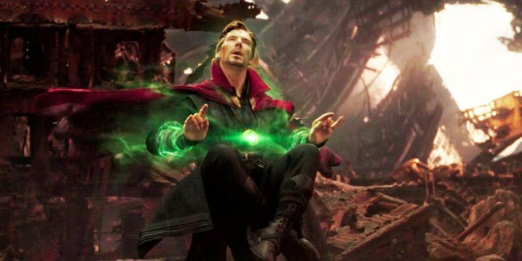 doctor strange infinity war