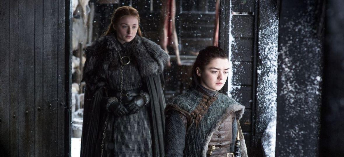 """Bitwa o Winterfell to punkt zwrotny dla Aryi. Czy bohaterka """"Gry o tron"""" to legendarny Azor Ahai?"""