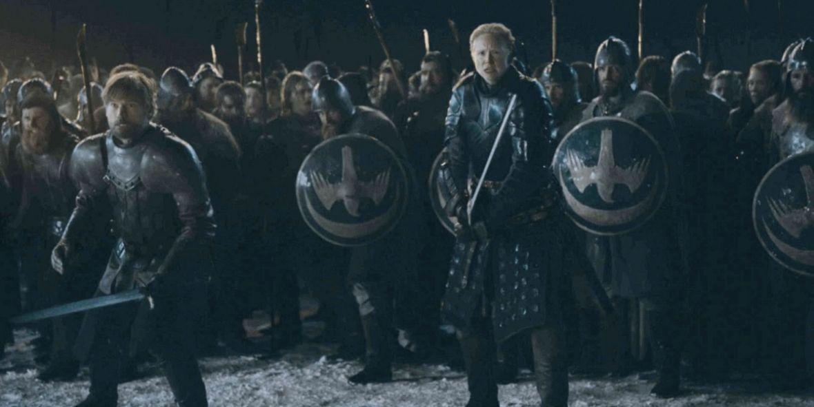"""Dla nich """"Gra o tron"""" już się zakończyła. Z kim pożegnaliśmy się podczas bitwy o Winterfell?"""