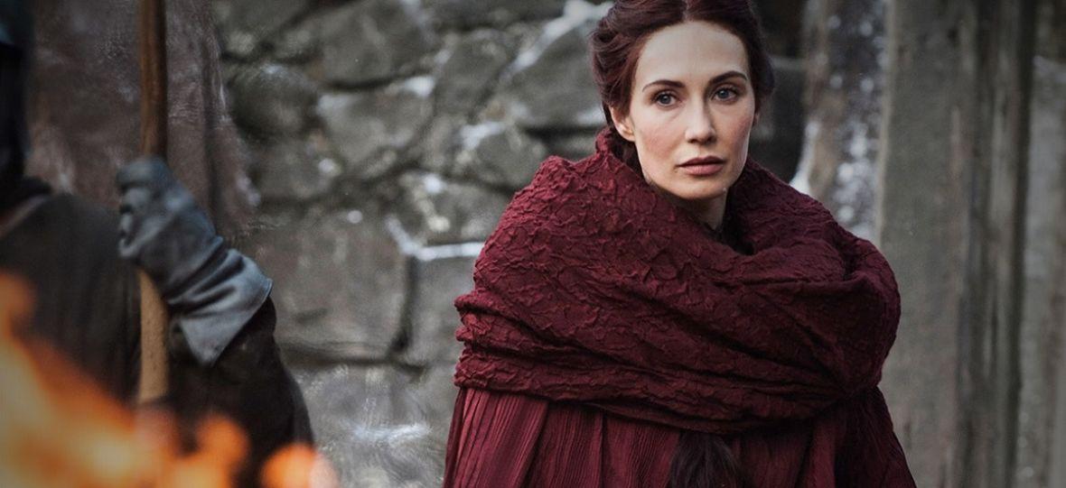 """Wyjaśniamy, co się stało z Melisandre pod koniec najnowszego odcinka """"Gry o tron"""""""