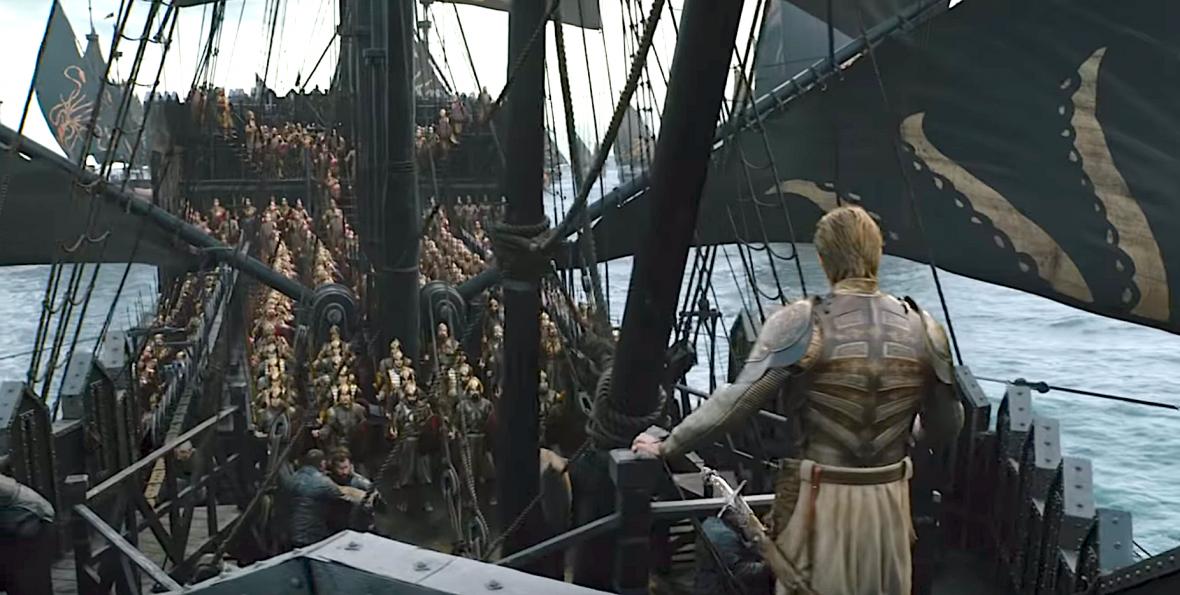 """Kto dysponuje największą siłą w Westeros? Porównujemy armie z """"Gry o tron"""""""