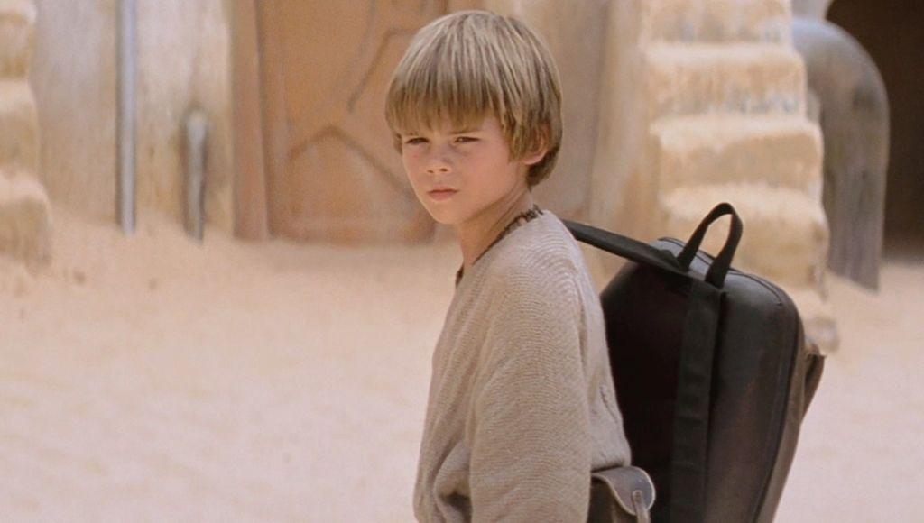 jake lloyd anakin skywalker star wars