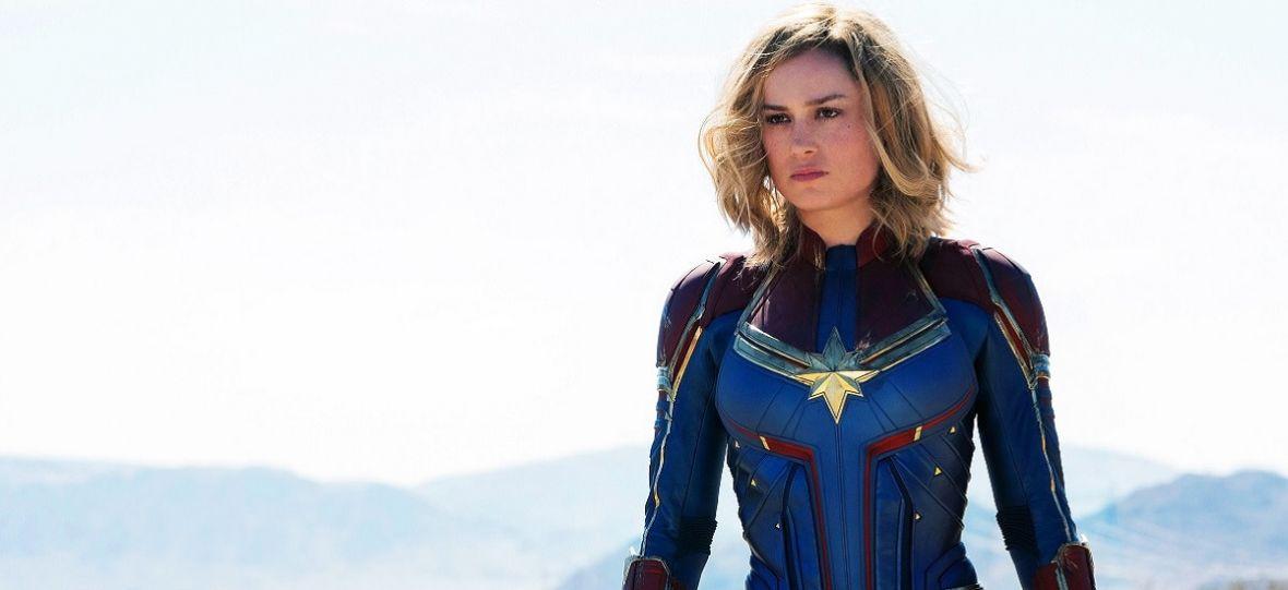 Kapitan Marvel wzniosła się na wyżyny i pobiła konkurencję. Nowy film Marvela zarobił ponad miliard dolarów