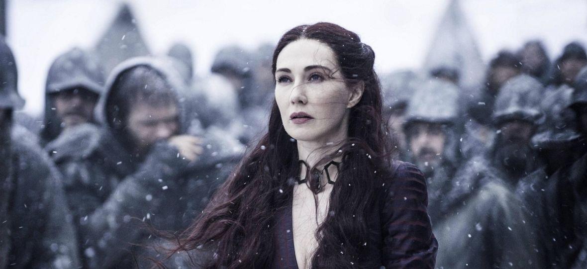 """Melisandre od początku miała rację. Sprawdziły się słowa, które wypowiedziała w 3. sezonie """"Gry o tron"""""""
