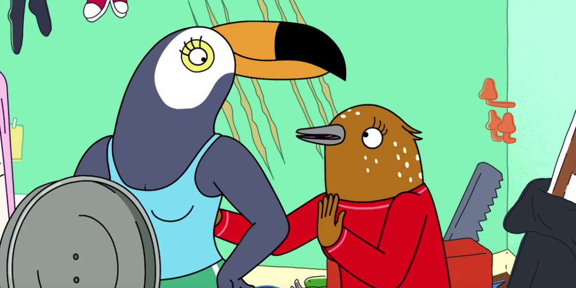"""Maj z Netfliksem zapowiada się wybornie. Przywitają nas """"Tuca i Bertie"""" oraz 2. sezon """"The Rain"""""""