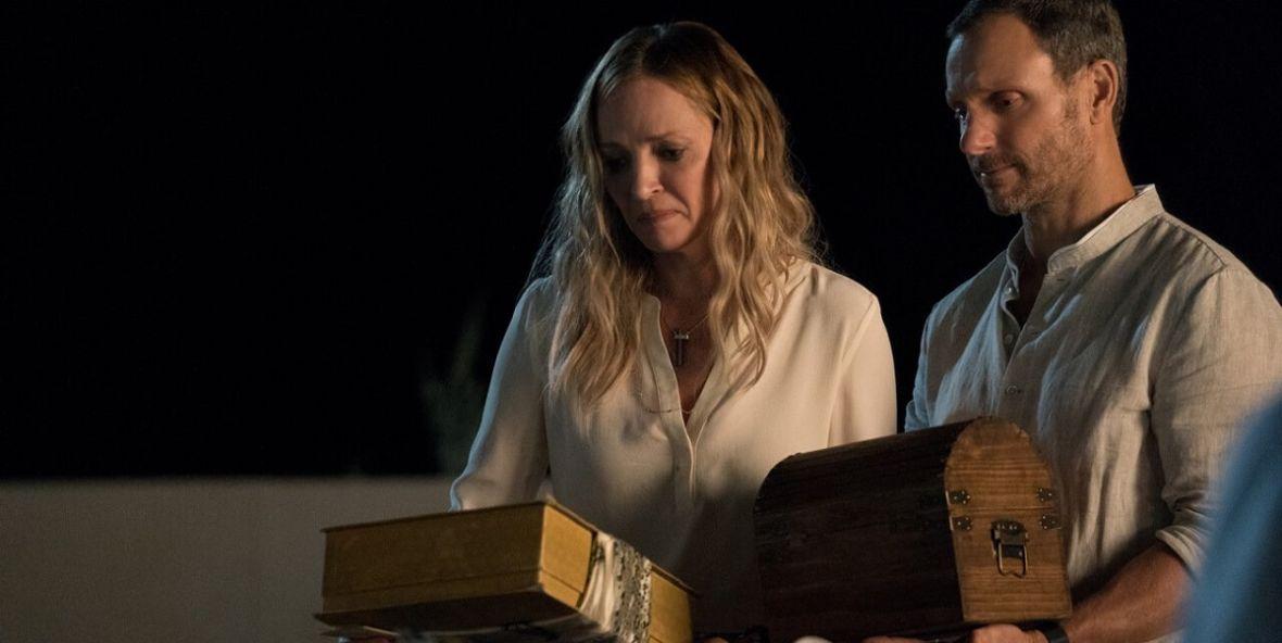 Netflix w ten piątek stawia na horror z Umą Thurman. Dowiedz się, co jeszcze warto obejrzeć po pracy