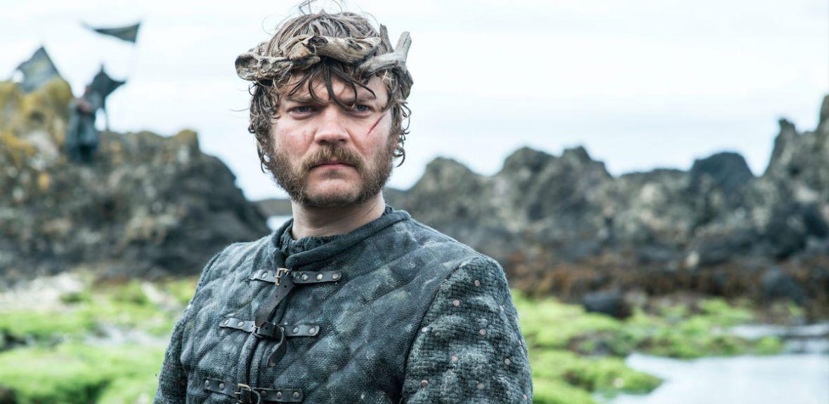 """""""Zawsze będą Ramsay czy Joffrey, którzy są jeszcze gorsi niż Euron Greyjoy"""". Pilou Asbæk – wywiad"""