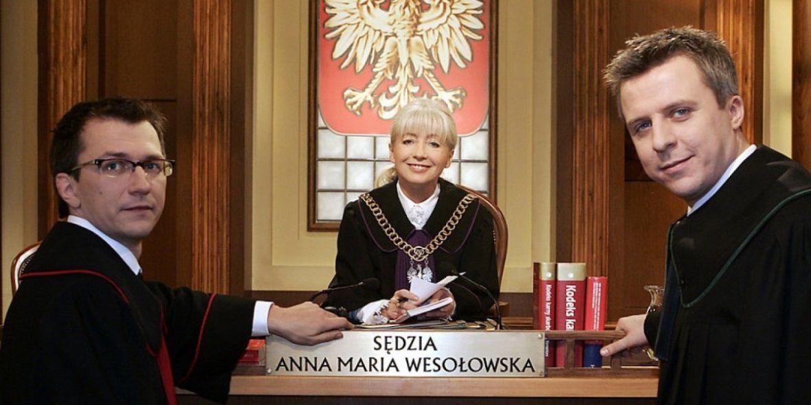 """""""Sędzia Anna Maria Wesołowska"""" wraca do telewizji. To był pokoleniowy guilty pleasure"""
