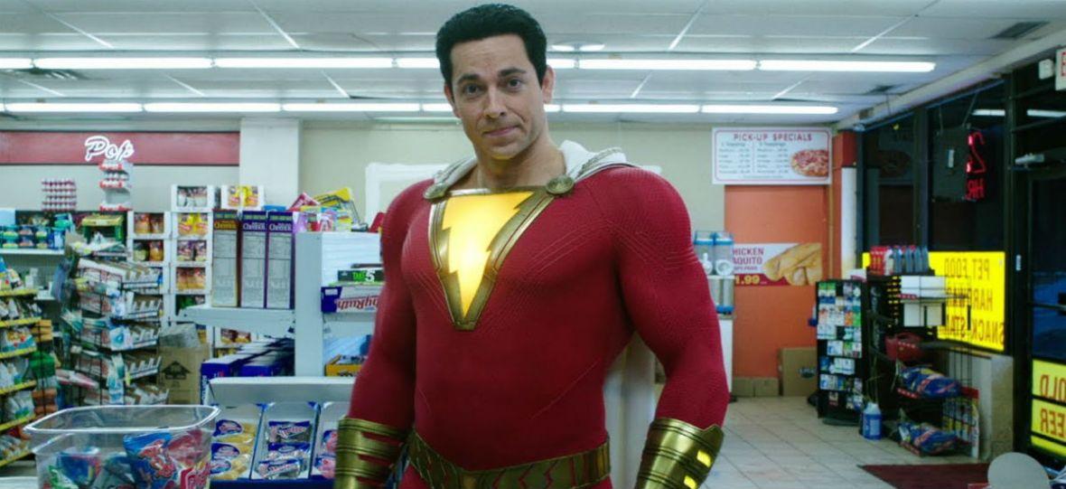 """""""Shazam!"""" świetnie pokazuje, że nie każde widowisko o superbohaterach musi zarabiać miliardy, by być sukcesem"""