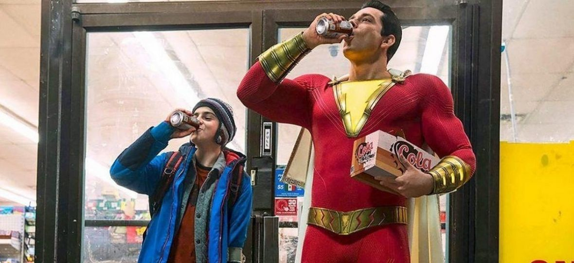 """Krzyknijcie: """"Shazam!"""" i biegnijcie do kina na najlepszą superbohaterską komedię ostatnich lat"""