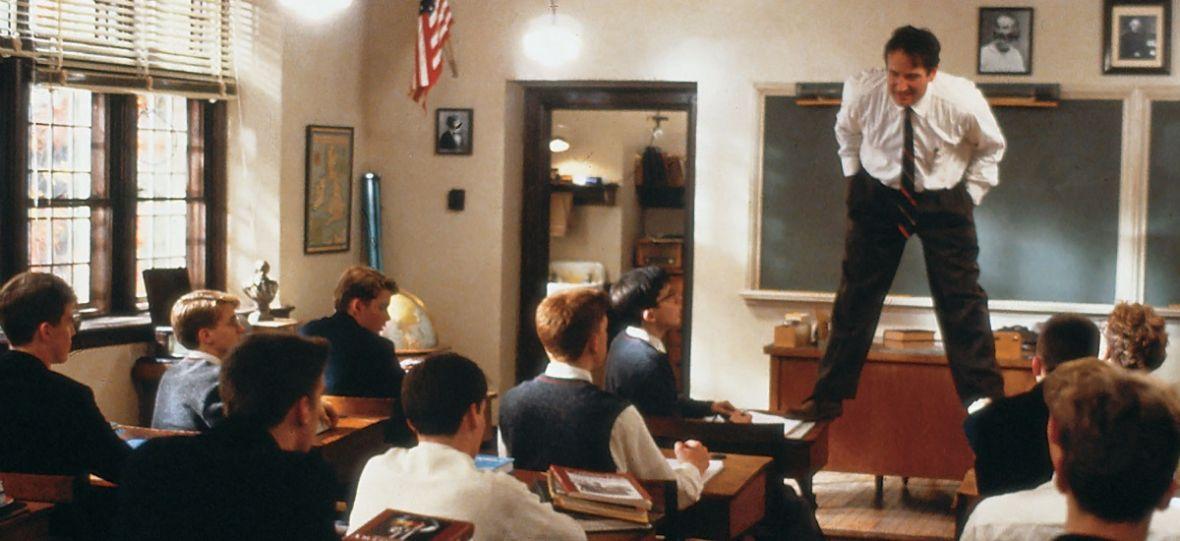 Wszyscy wspominamy nauczycieli jako tyranów lub aniołów. Trudno się dziwić, w końcu kino robi dokładnie tak samo