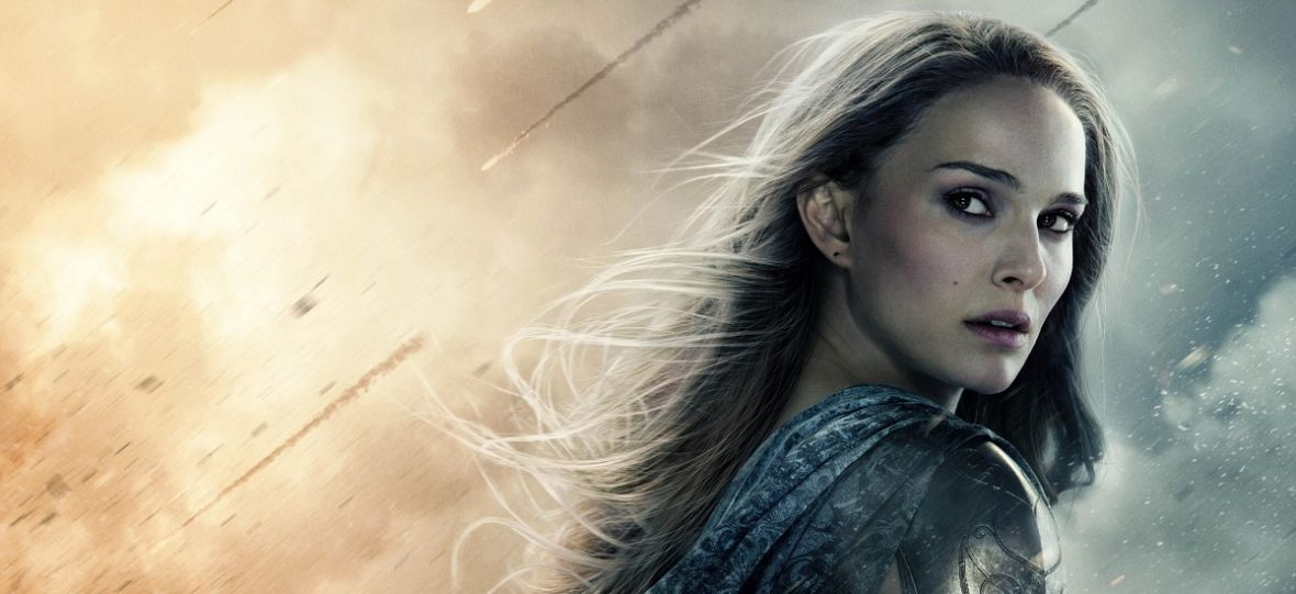 """Natalie Portman pojawiła się w filmie """"Avengers: Koniec gry"""", ale w nim nie zagrała"""