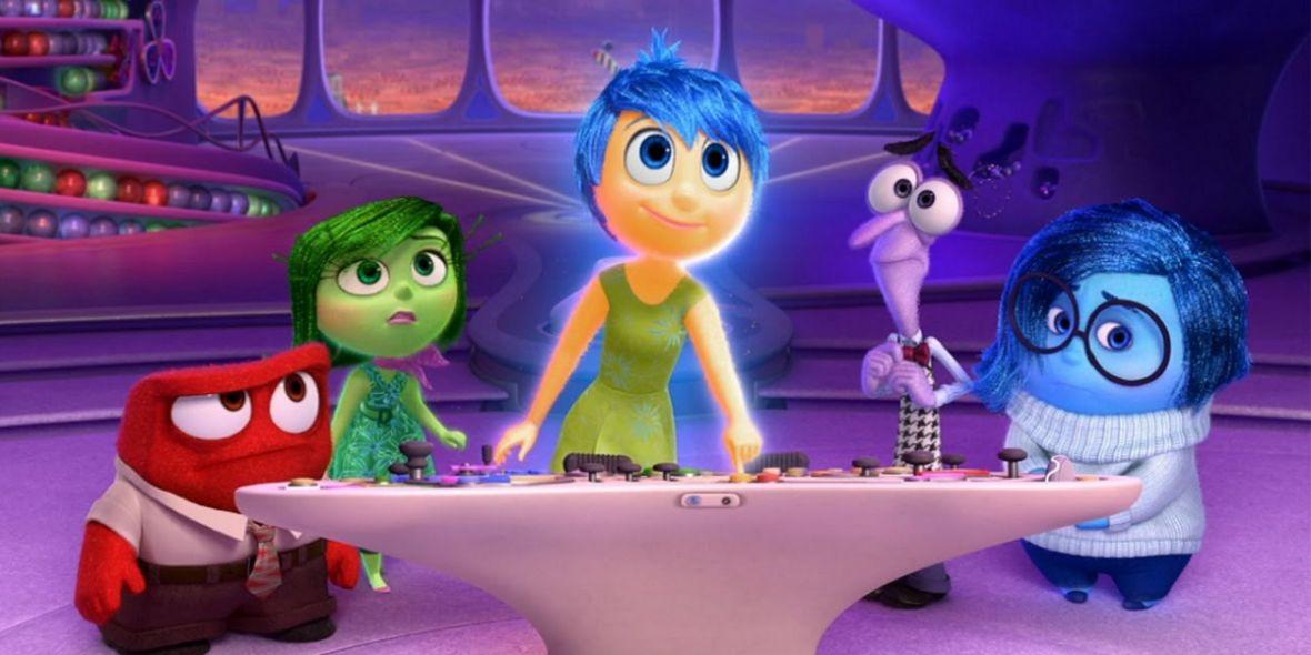 """Gdyby emocje miały emocje. """"W głowie się nie mieści"""" od studia Pixar dziś na HBO i HBO GO"""