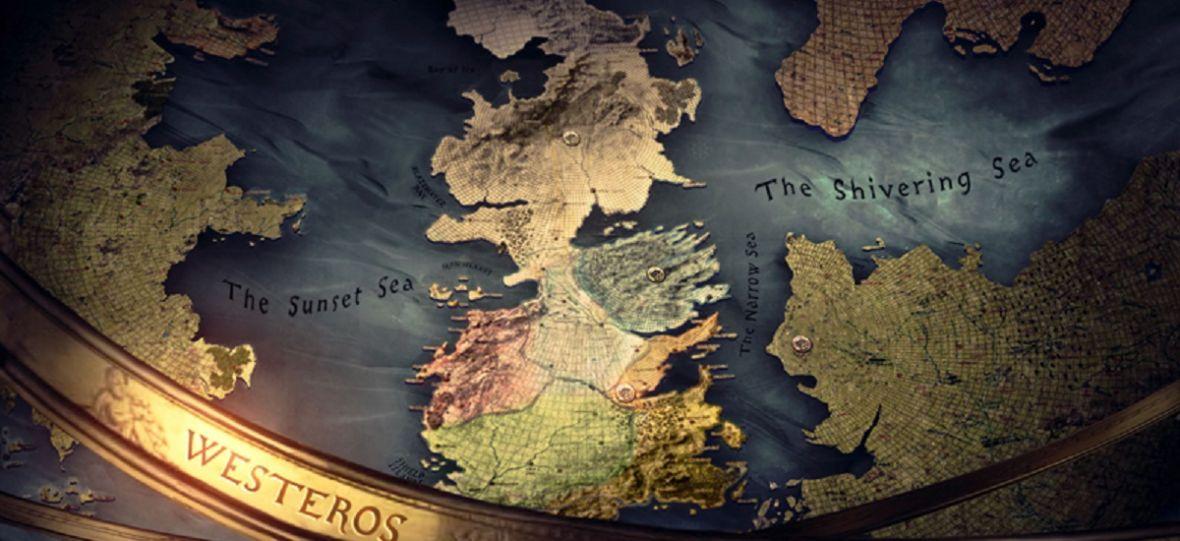 """Mapa Westeros to istny chaos. Sprawdzamy, kto aktualnie włada ziemiami i twierdzami w """"Grze o tron"""""""