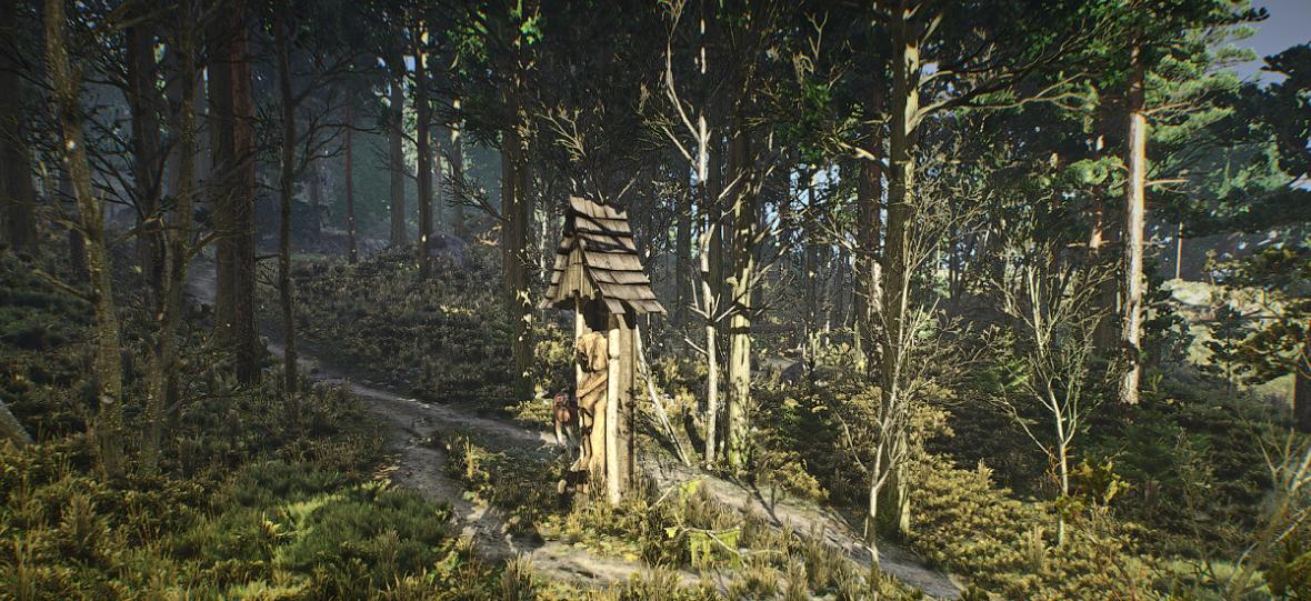 """Angaż nowej aktorki potwierdza, że w """"Wiedźminie"""" pokazany zostanie las Brokilon"""