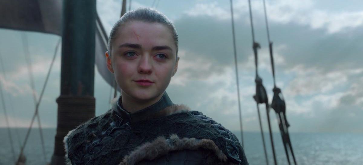 Arya Stark - Gra o tron - finał