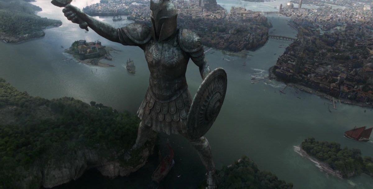 Bravoos - Gra o tron - potencjalny spinoff