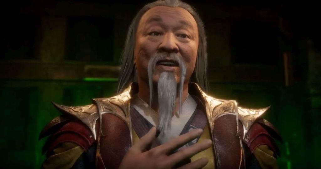 Cary Hiroyuki Tagawa Shang Tsung