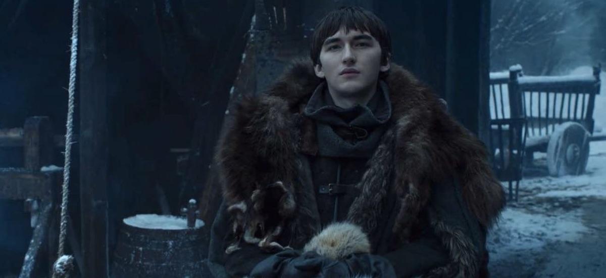 Bran Stark - Gra o tron - finał