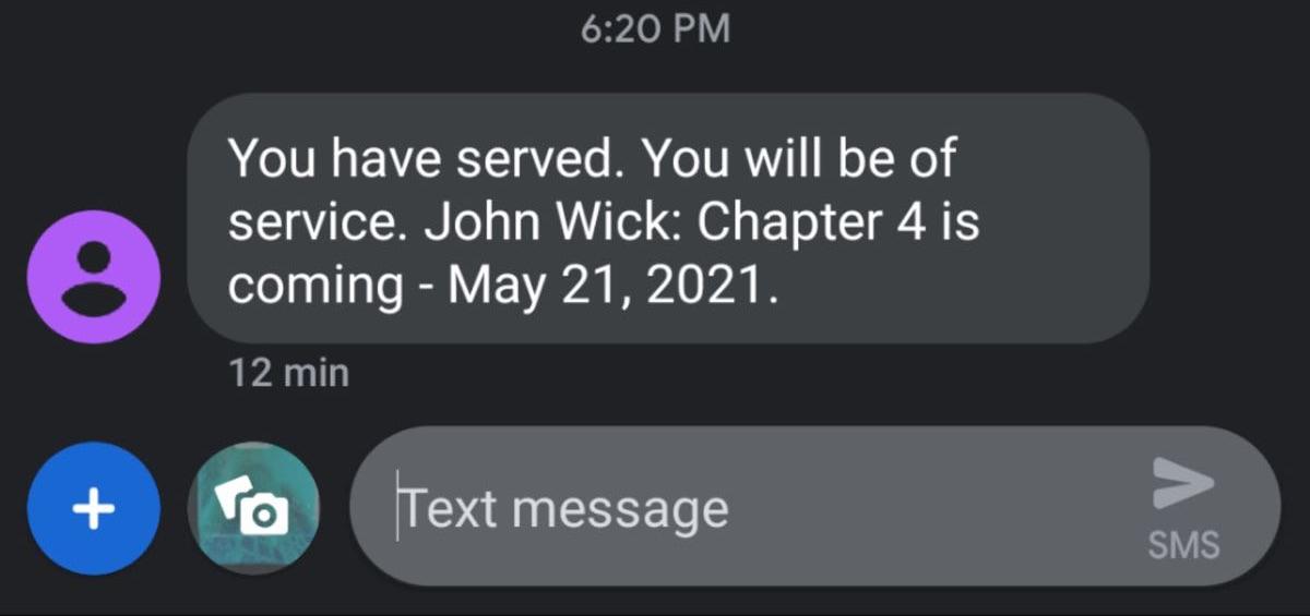 John Wick 4 potwierdzony