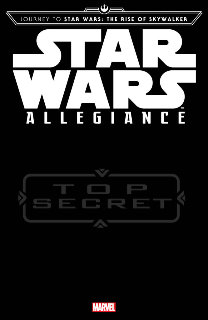 Journey to Star Wars The Rise of Skywalker Allegiance
