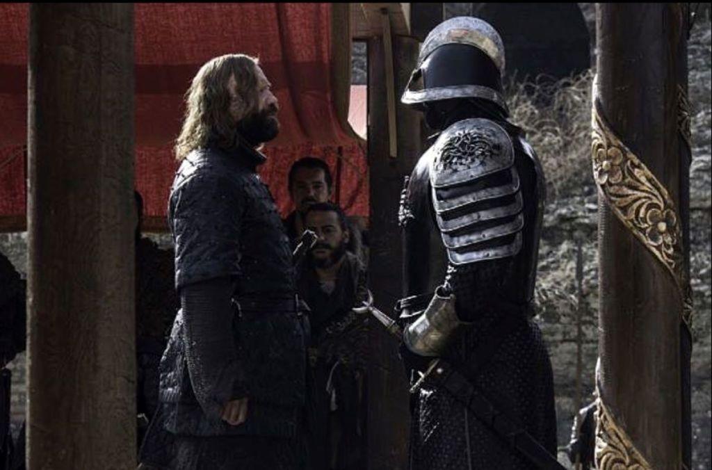 Ogar i Góra w 7 sezoni Gry o Tron