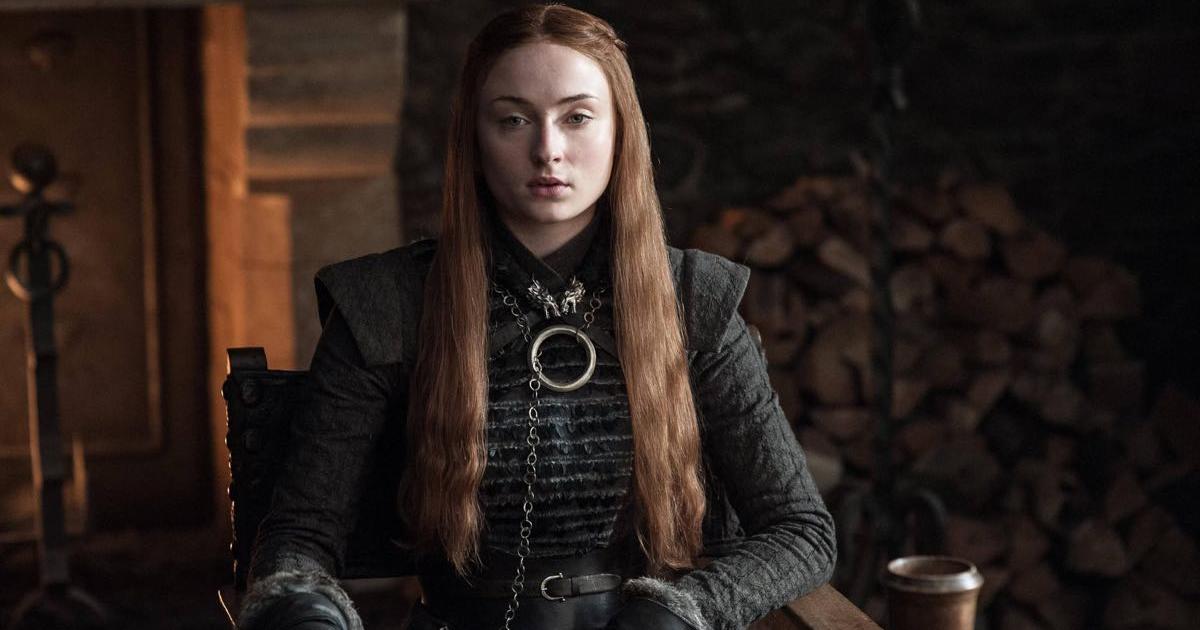Gra o Tron - Sansa Stark w Winterfell