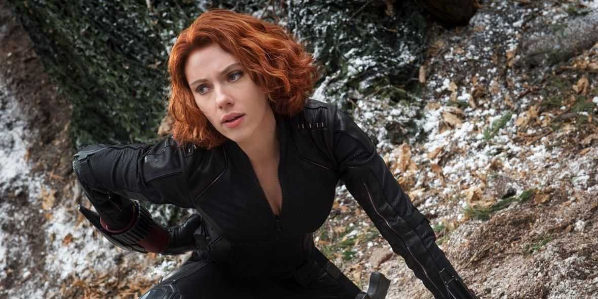 Powstaje solowy film o Czarnej Wdowie. Scarlett Johansson na nieoficjalnych materiałach z planu