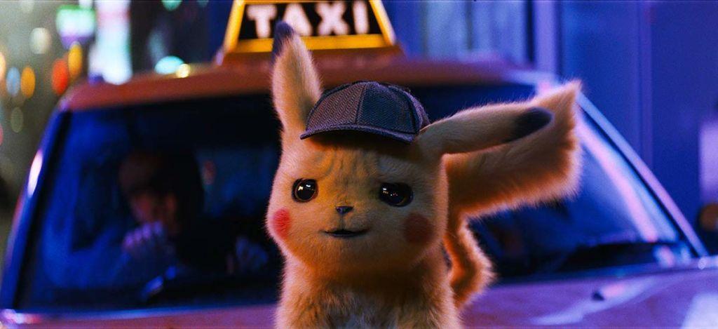 detektyw pikaczu recenzja film pokemon 2