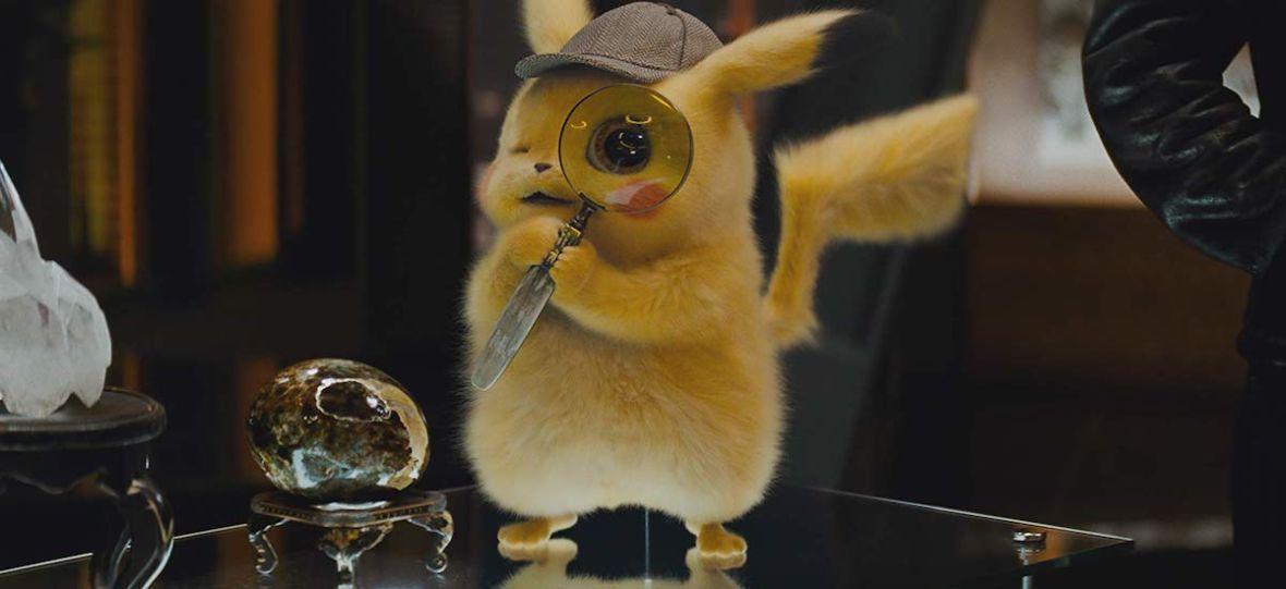 """Nie pieści widzów prądem, tylko elektryzuje humorem. Recenzujemy """"Pokemon. Detektyw Pikachu"""""""