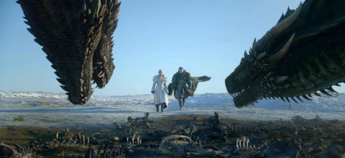 """""""Gra o tron"""" to najważniejszy serial w historii? Wolne żarty"""