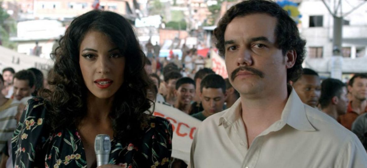 """Była kochanka Escobara pozwała Netfliksa. Kobieta twierdzi, że serial """"Narcos"""" niewłaściwie pokazał ich relację"""