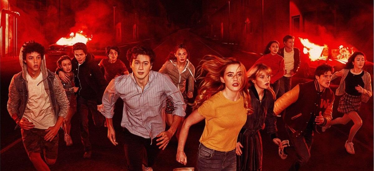 """Netflix Premiery: Od Piątku W Serwisie Serial """"The Society"""