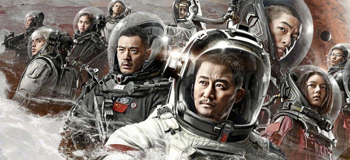 """Chińska odyseja kosmiczna. """"Wędrująca Ziemia"""" to efektowny miks """"Armageddonu"""" z """"Grawitacją"""""""