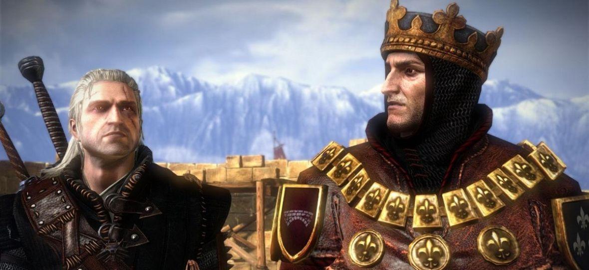 """W obsadzie """"Wiedźmina"""" pojawiły się nowe nazwiska. Wiemy, kto zagra króla Foltesta i czarodzieja Vilgefortza?"""