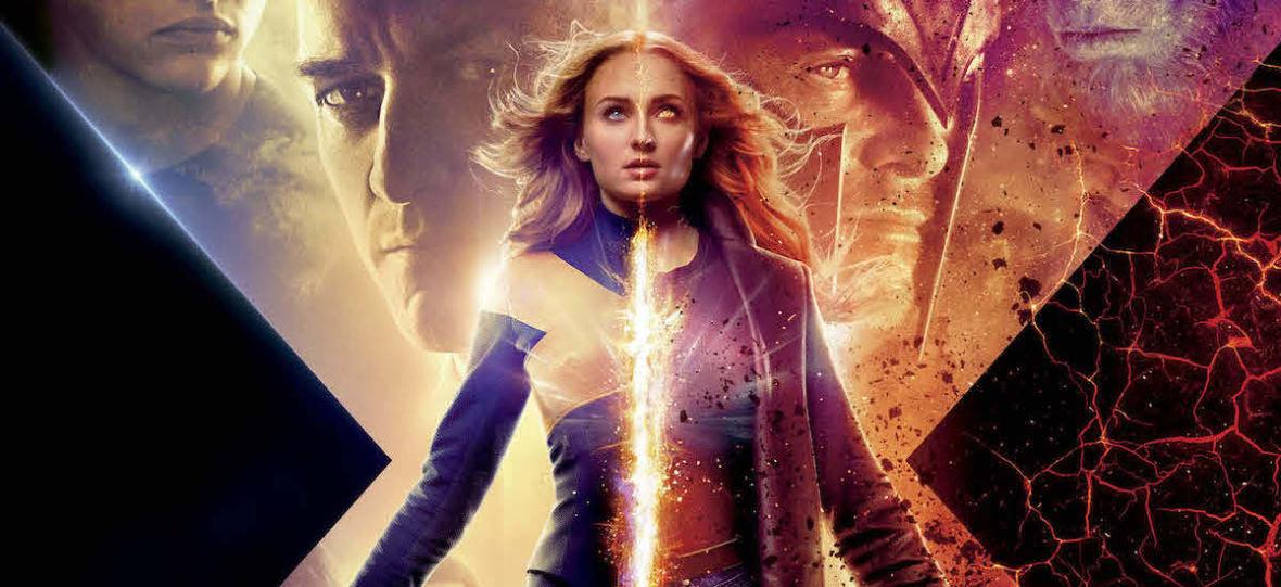 """Piękna podróż i kiepski finał. Widzieliśmy film """"X-Men. Mroczna Phoenix"""""""