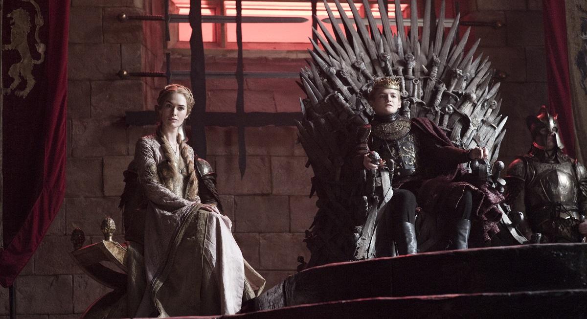 zelazny tron gra o tron