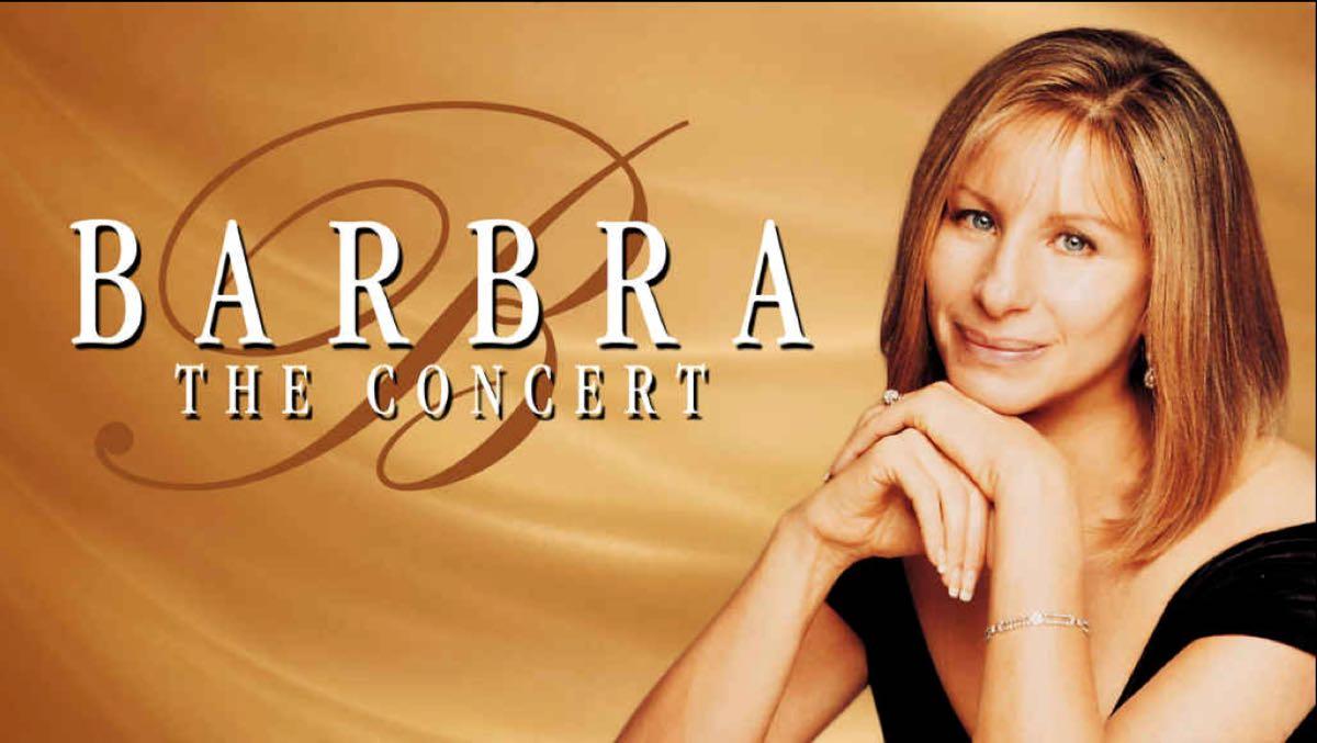 Barbra Streisand - live in concert