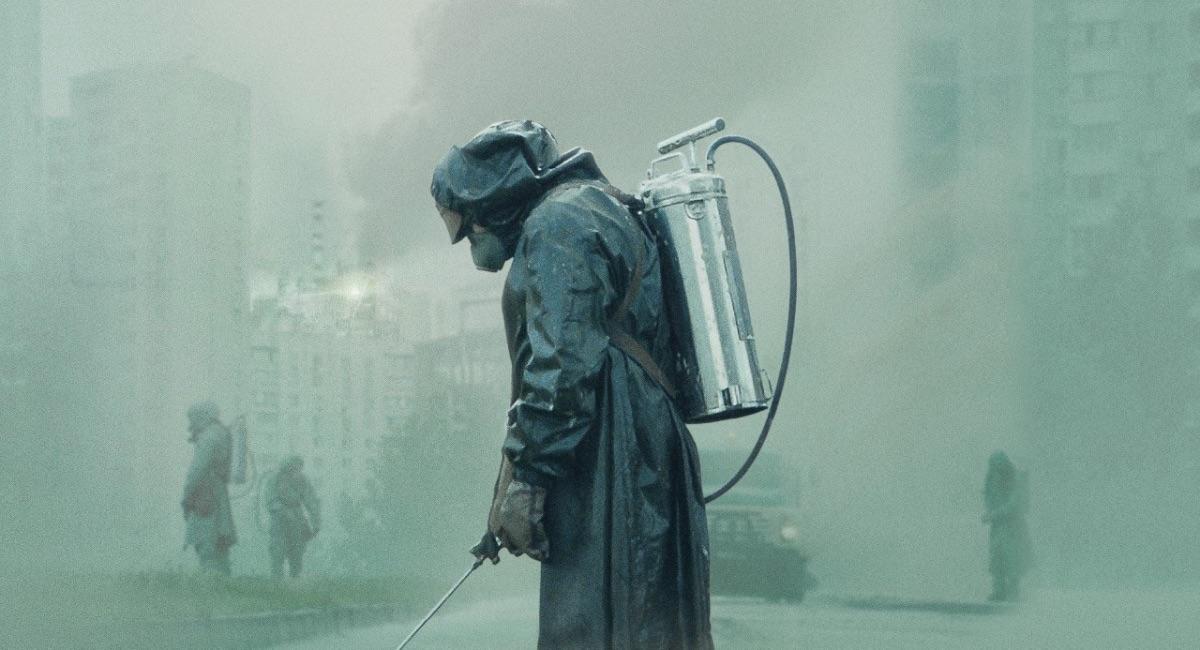 Czarnobyl HBO - kadr promocyjny