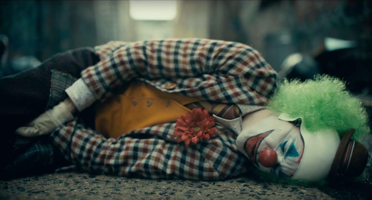 Kadr z filmu Joker