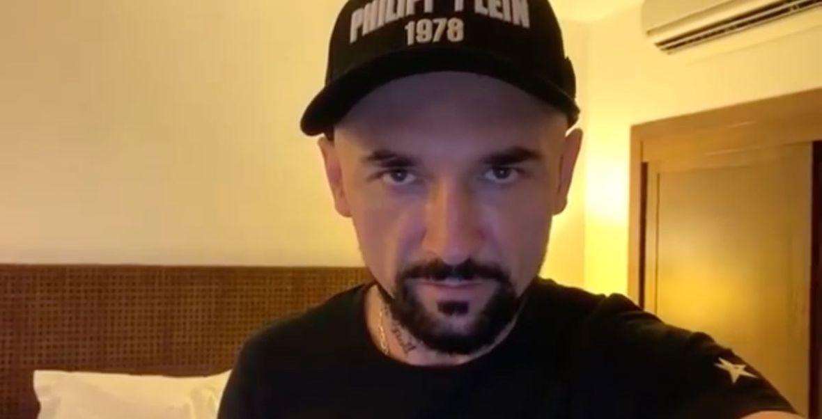 """""""Tak, macie się czego bać"""" – Patryk Vega odpowiada Jarosławowi Kaczyńskiemu"""