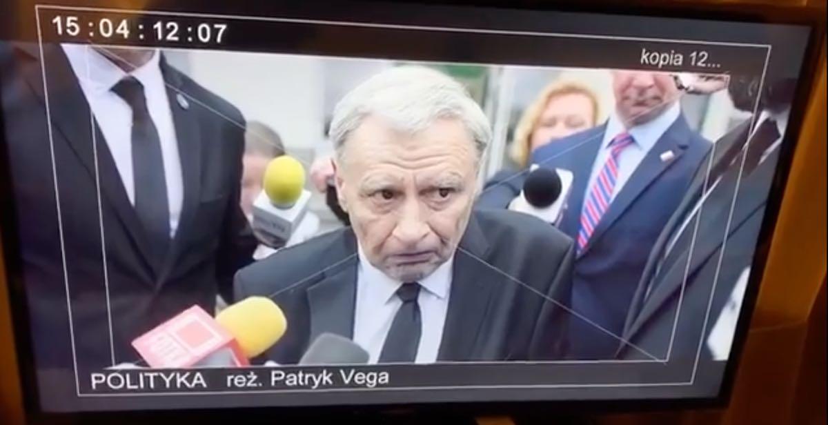 Andrzej Grabowski - Polityka - Patryk Vega