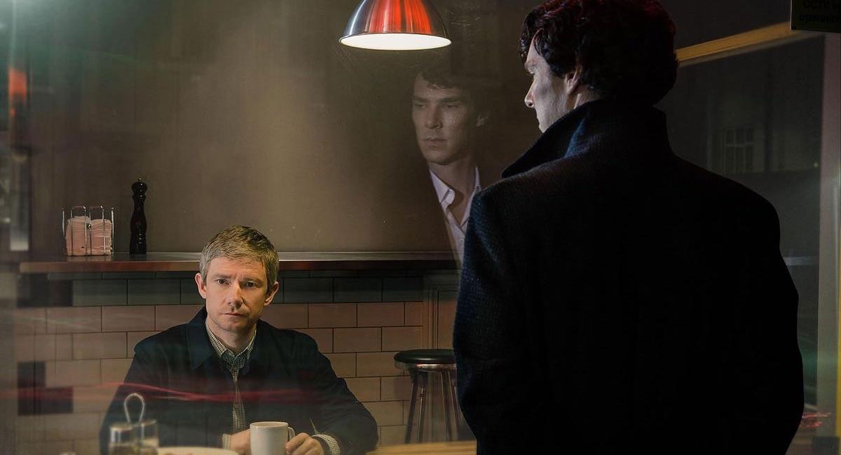 Sherlock - sezon 3 - materiał promocyjny