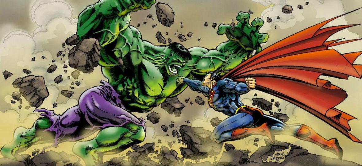 Superman i Spider-Man w jednym filmie? Czemu nie! Crossovery przyszłością popkultury